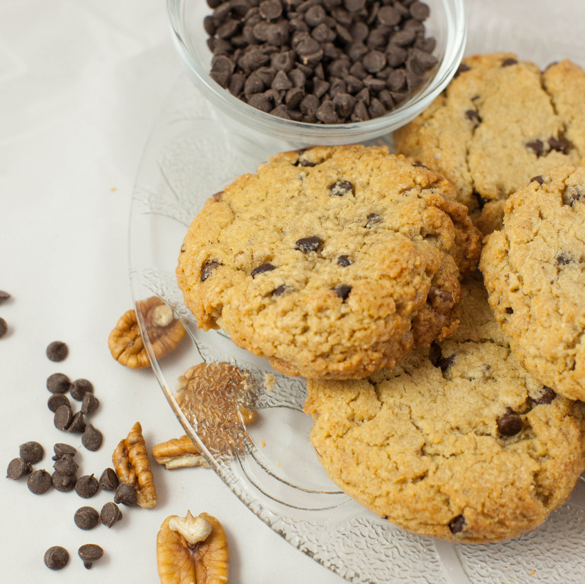 Chocolate Chip with Nuts