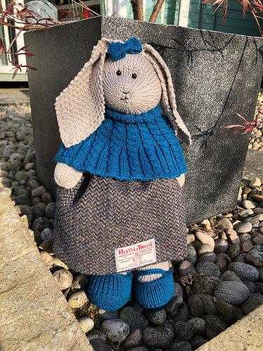 Harris Tweed® Bunnies Handmade