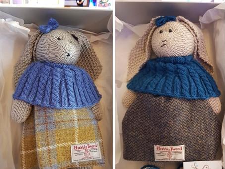 Harris Tweed Beauties
