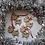 Thumbnail: Set of 2 Reindeer Christmas decoration | Personalised Christmas Reindeer decorat