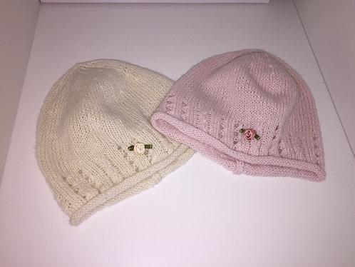 100% Scottish Cashmere - Babies hat