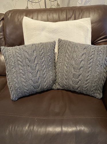 Cushion cover - alpaca wool