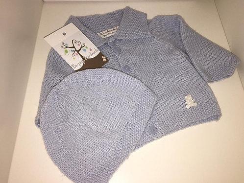 Babies Jacket - 100% Scottish Cashmere
