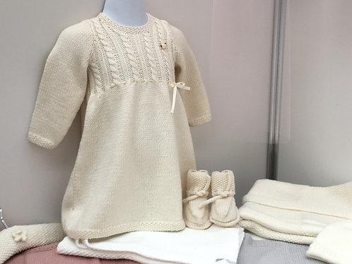 Cashmere/Merino wool dress