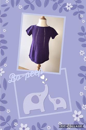 Summer dress - 100% pima cotton