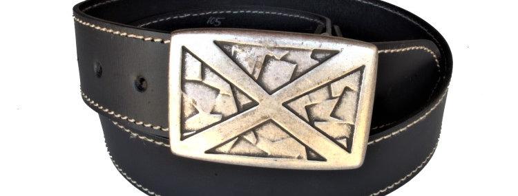 Cinturón Cuero Chapón