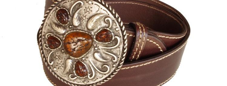 Cinturón Cuero Chapón R13