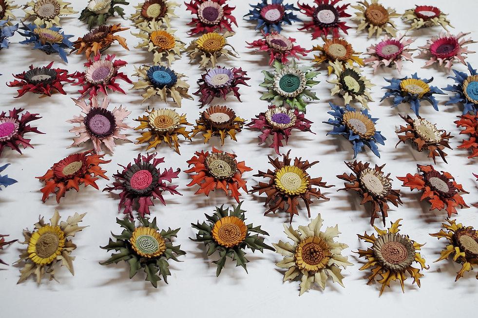Eguzkilore de Cuero-RedMasai Fabricantes artesanos de cuero Bizkaia