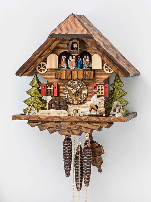 Hekas cuckoo clock 3709 EX