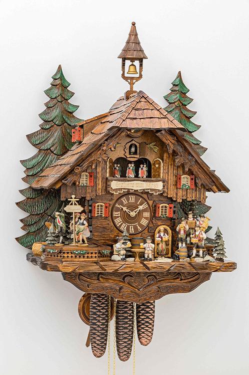 Hekas cuckoo clock 3741/8 EX