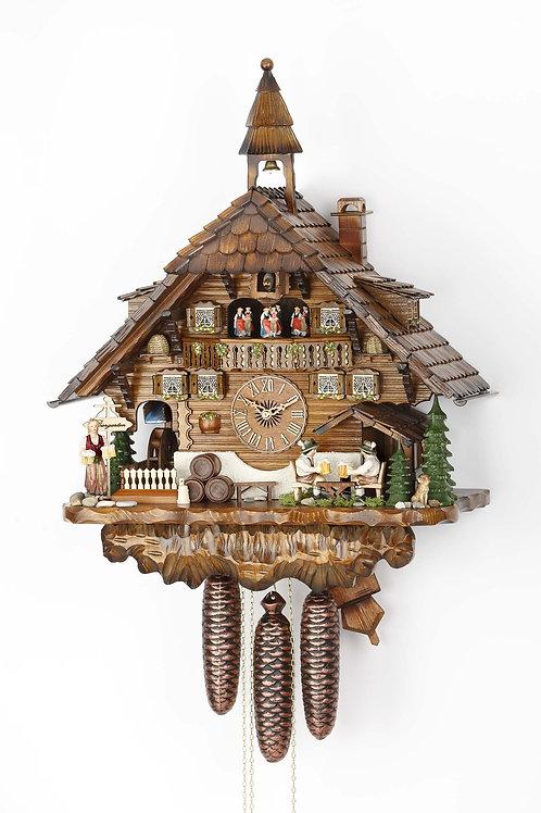 Hekas cuckoo clock 3736/8 EX