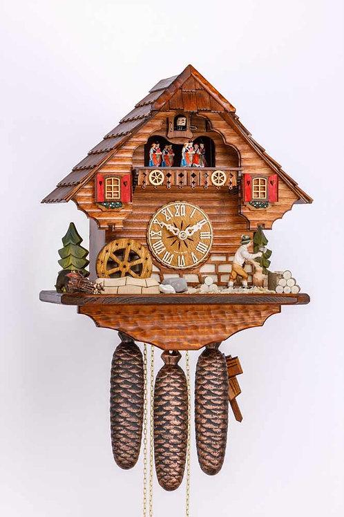Hekas cuckoo clock 3744/8 EX