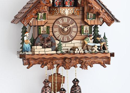 Hekas cuckoo clock 3734/8 EX