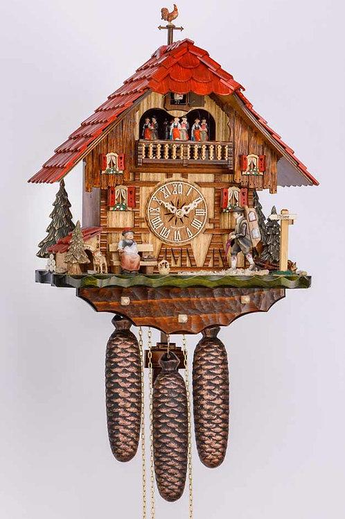 Hekas cuckoo clock 3742/8 EX