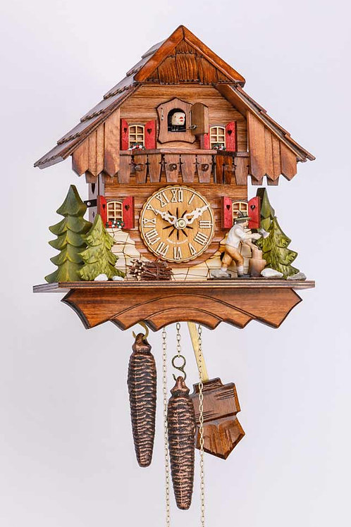 Hekas cuckoo clock 1633 EX