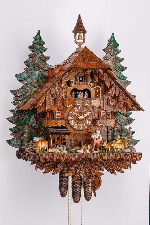Hekas cuckoo clock 3748/8 EX
