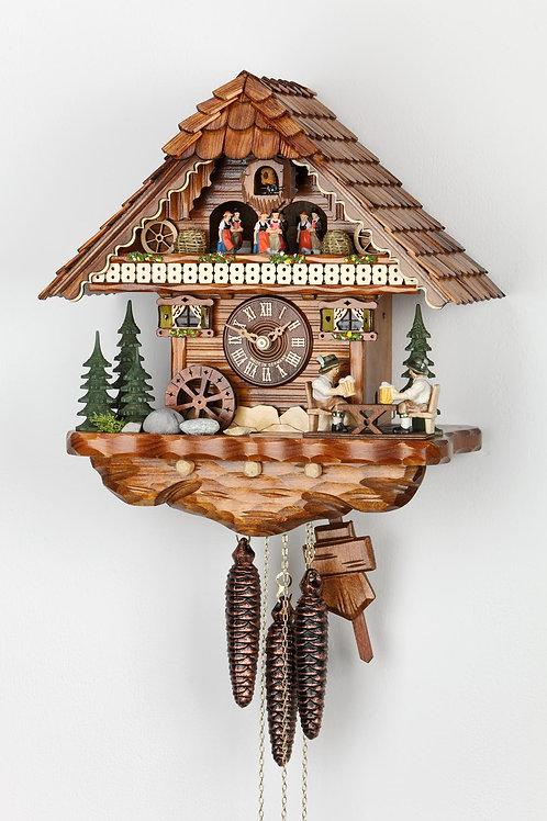 Hekas cuckoo clock 3708 EX