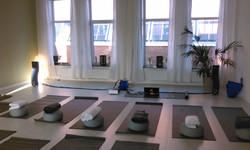 Pop-up Yoga Amsterdam
