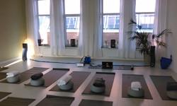 Pop-up Yoga Amsterdam