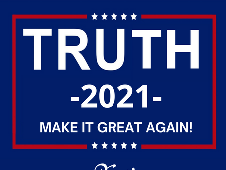 TRUTH: YOUR BEST INVESTMENT IN 2021