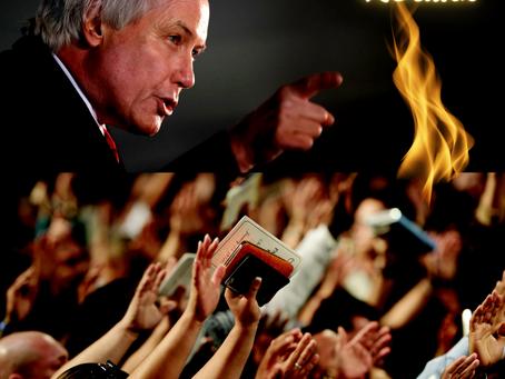 An Evil Cabal, A Man on Fire, & A Church in Revival