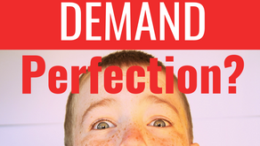Does God Demand Perfection?