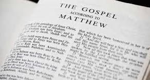 Opening Matthew's Gospel