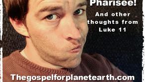Woe To You Pharisee!