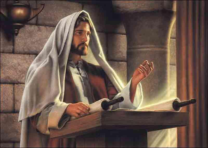 Believing in Jesus