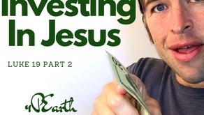 Investing in Jesus