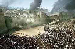 Troubling Jerusalem