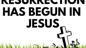 The Resurrection Has Begun!