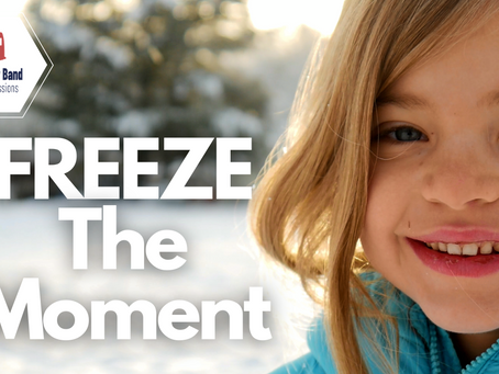 (Vlog) How To Freeze the Moment!