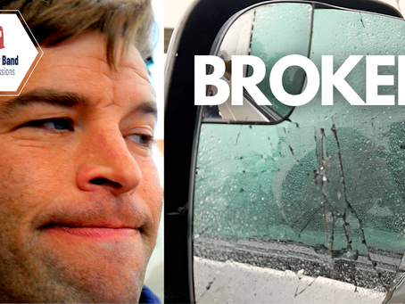 (Vlog) Lookout! Broken Mirror and Mission Trips