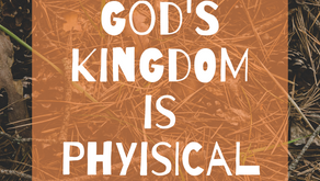 Paradise is Not the Kingdom of God