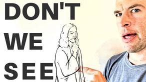 If Jesus is Alive, Why Don't We See Him?