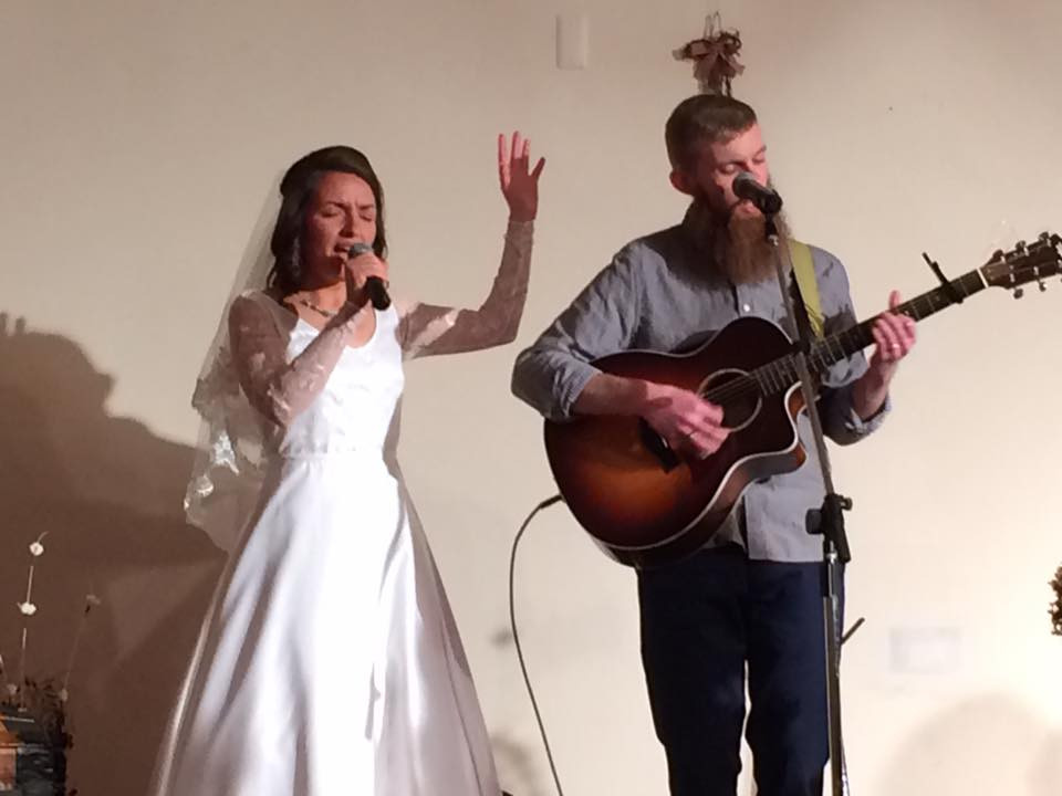 Worship at a Wedding