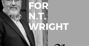 My Questions for NT Wright