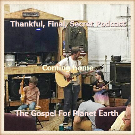 "Final, Thankful, ""Secret"" Podcast"