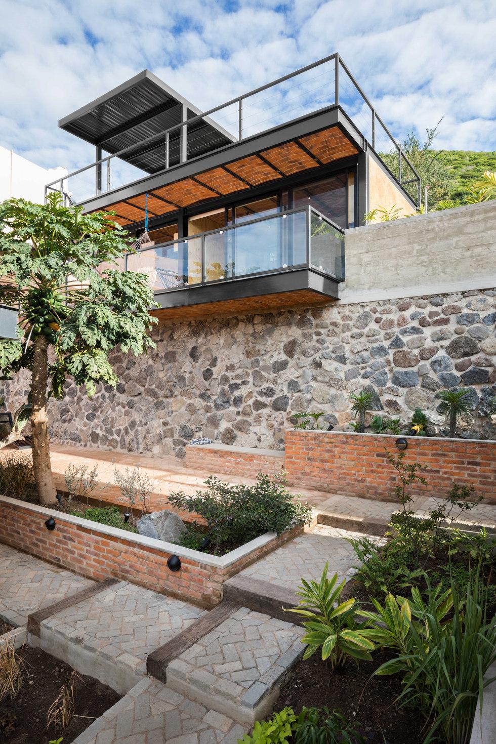 DE LA MONTAÑA, TINY HOUSES, AJIJIC. MX. 2019