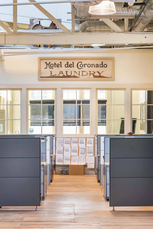 LAUNDRY - HOTEL DEL CORONADO, SD, CA. 2019