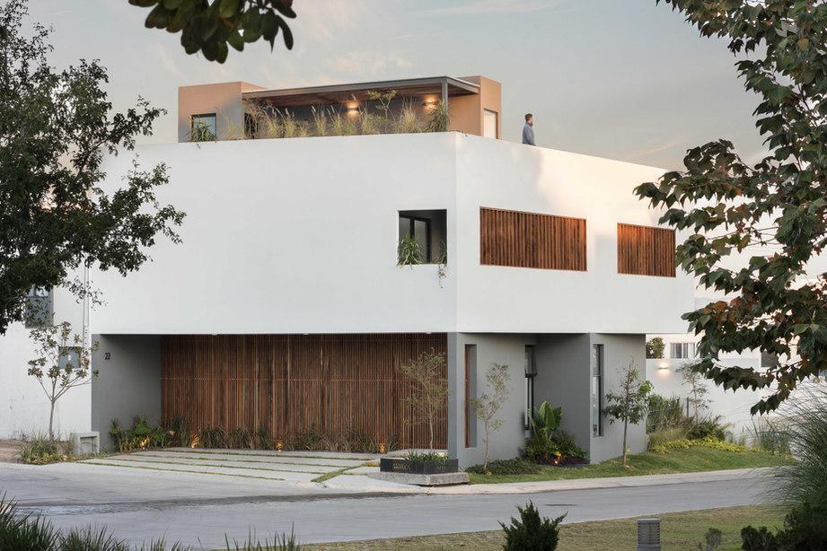 CASA ALMENDROS, MX. 2019