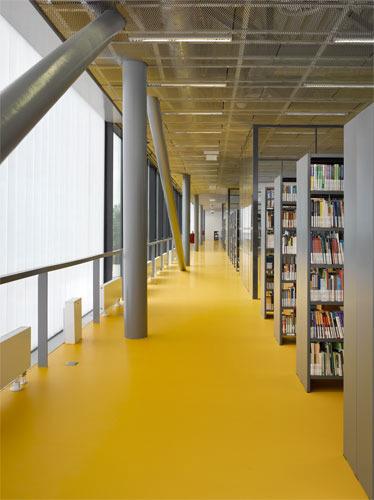 UJEP knihovna