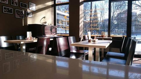 Smé Café v Crudimi