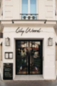 Lily Wood - Paris