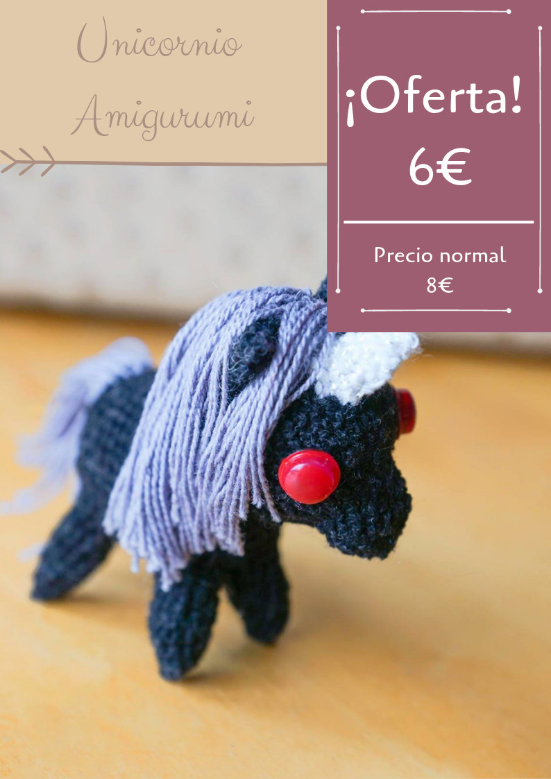 My First Amigurumi: Unicorn crochet - Tutorial step by step ... | 1123x794