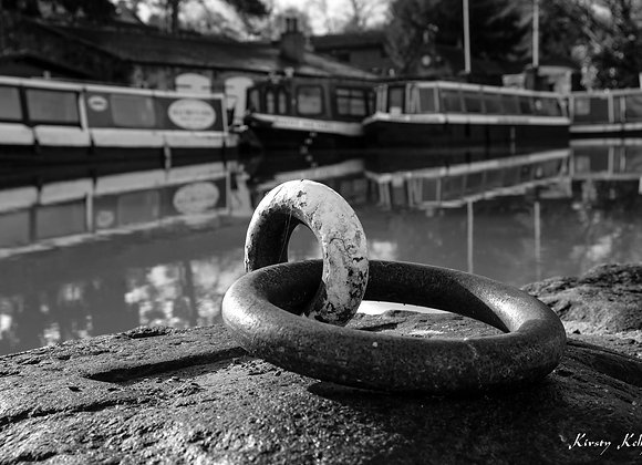 Linlithgow Canal Mooring Ring
