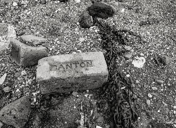 Brick on the Beach