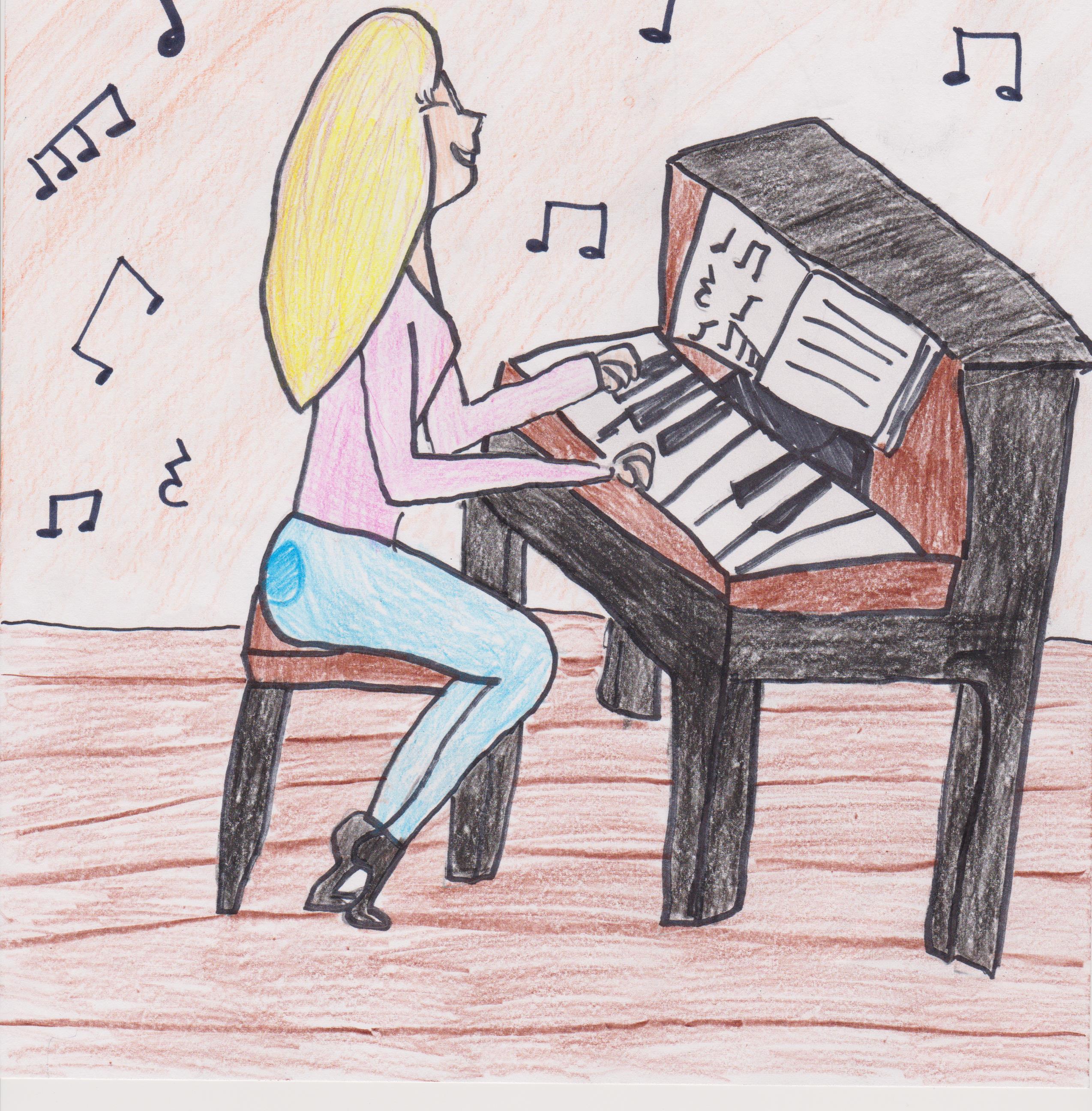 Cover of Piano Recital 2014 001