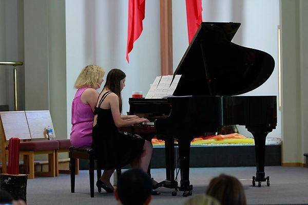 Piano Recital Cordova Bay